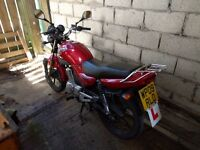 *LEARNER LEGAL* Yamaha YBR 125cc for sale