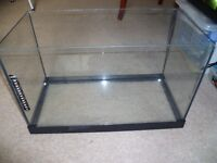 80l fish tank with heater and internal filter!