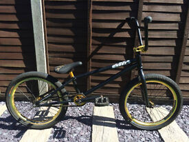 Dartmoor Yuki BMX Custom Build