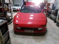 Sw20 mr2 g limited rev2 jdm project