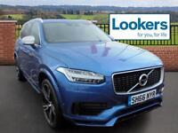 Volvo XC90 T8 TWIN ENGINE R-DESIGN (blue) 2016-11-14