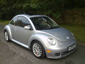 Mint 53 Plate VW Beetle 2.3 V5 Sport Limited Edition,Two Tone Heated Leather Sunroof,Low Miles,MINT