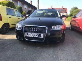 Audi A3 2.0L TFSI petrol