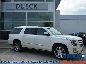 2015 Cadillac Escalade ESV Premium  Local-Accident Free-ONE Owne