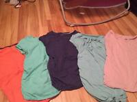 HUGE LOT OF MATERNITY CLOTHES SMALL
