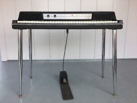 Wurlitzer 200A vintage electronic piano keyboard. Original and playable!