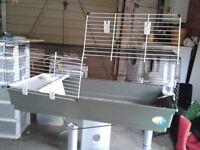 large gerbil , hamster , rabbit cage