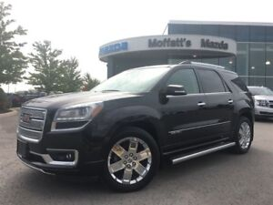 2015 GMC Acadia Denali DENALI HEAT/COOL SEATS, GPS, LEATHER, PWR