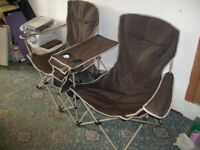 Double Camping Chairs ID 135/8/18