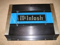 Looking for a mcintosh mc420 blue glass plate