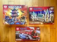 Brand New Lepin Sets in Original Packaging (Like Lego)