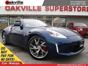 2017 Nissan 370Z SPORT TOURING | NAVIGATION | ACCIDENT FREE |