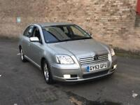 TOYOTA AVENSIS T3-X