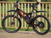 Custom Built High Power Fast Full Suspension Specialized Stumpjumper Electric E-Bike Ebike Bicycle