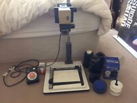 Photographic Darkroom Equipment