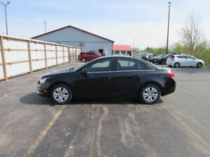 2016 CHEV CRUZE LT LIMITED FWD