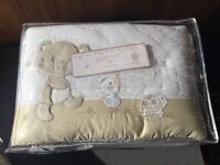 Mother are Bear & Friends bed in a bag and cot quilt....still in packaging