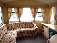 2007 Willerby Herald Gold 30x10 2 Bedrooms static caravan for sale