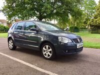 2009 VOLKSWAGEN POLO | 5 Doors | Automatic | Low 57400 Miles | 1 Year MOT | VW POLO 2009