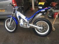 Gas Gas 280 Pro trials bike