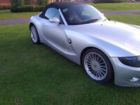BMW Z4 ROADSTER CONVERTIBLE FSH ELECTRIC ROOF LEATHER INTERIOR (SWAP PX P/X P/EX PART EXCHANGE WHY?)