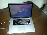 "Apple MacBook Pro ""Core i7"" 2.0 15"" Early 2011"