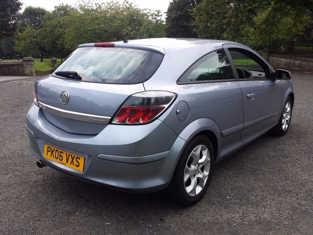 2006 vauxhall astra sxi 1 6 twinport engine 105 bhp 7 months mot 2 keys 2 owners economical px. Black Bedroom Furniture Sets. Home Design Ideas