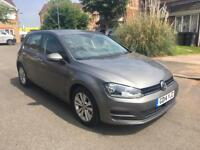 2014 (14) VOLKSWAGEN GOLF 1.6 AUTO TDi BLUEMOTION TECH SE DSG (start/stop)
