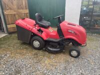 Castlegarden lawnmower for repair or breaking