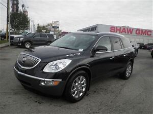 2011 Buick Enclave CXL2  Leather  Touchscreen  Nav