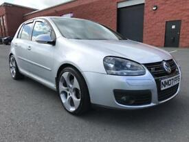 JUNE 2007 VOLKSWAGEN GOLF GT TDI FULL SERVICE HISTORY LONG MOT