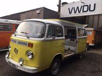 VW DEVON CAMPER IN GREAT RESTORED CONDITION