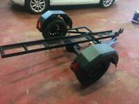Bike trailer good condition