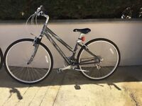 """Men's 26"""" frame and woman's 24"""" frame Giant Cypress Bicycles"""