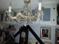 Chandelier for sale. Similar to those seen in hotels up and down the country