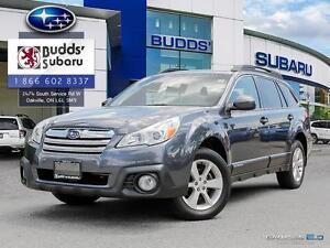 2014 Subaru Outback 2.5i Touring at