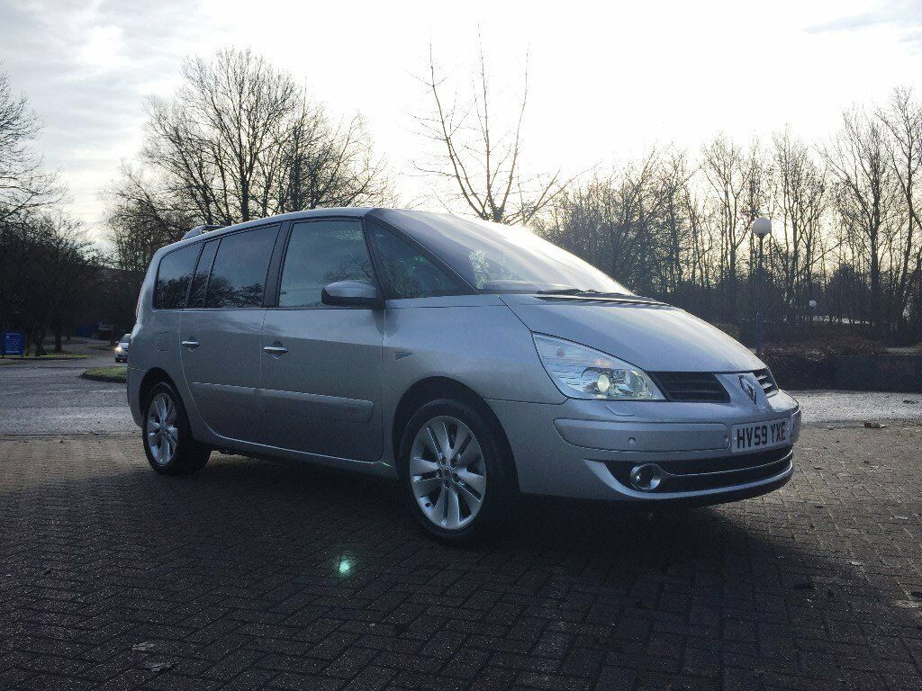 2009 renault grand espace initiale paris 2 0 dci 175 auto in westbury wiltshire gumtree. Black Bedroom Furniture Sets. Home Design Ideas