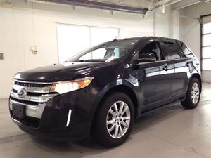 2012 Ford Edge LIMITED| BACKUP CAM| SYNC| HEATED SEATS| MEMORY S Kitchener / Waterloo Kitchener Area image 3