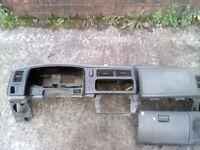 Mitsubishi l200 left hand drive dashboard