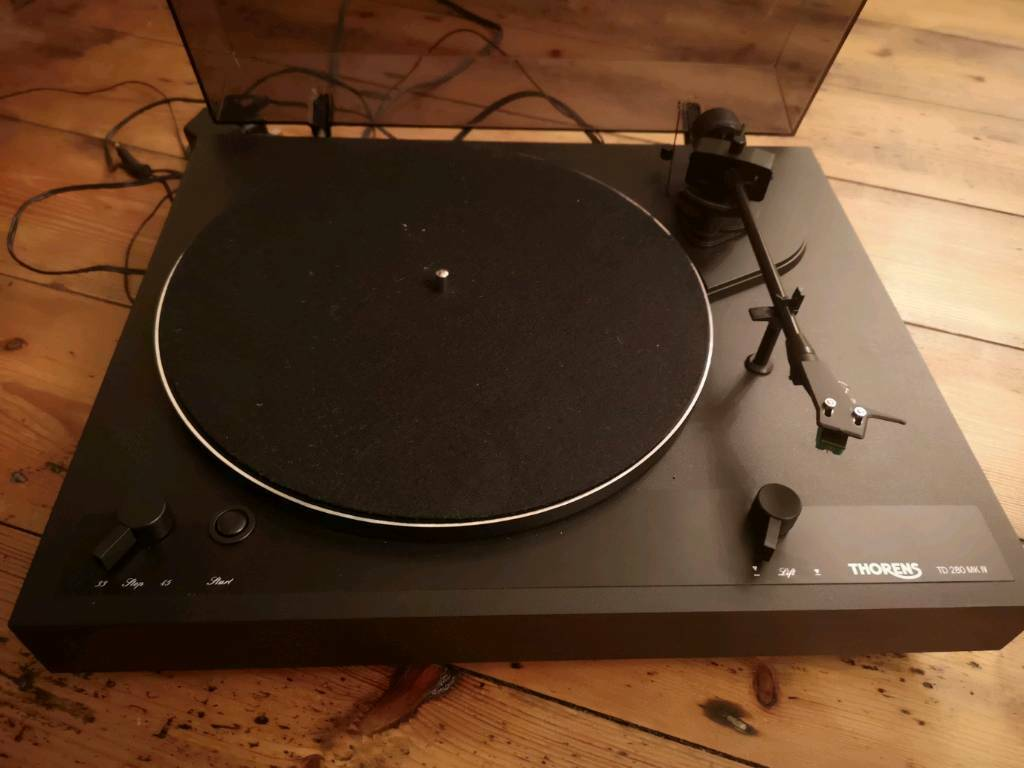 Thorens Turntable TD280 Mk IV German Made | in Neath, Neath Port Talbot |  Gumtree
