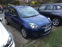 Ford Fiesta 1.25 , 2008, only 45000 miles and 2 owner from new