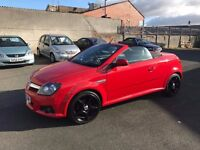 Vauxhall Tigra 1.4 i Exclusiv - 2006, 52K Genuine Miles, 3 Lady Owners, MOT May 2017, Heated Leather