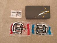 Shimano Saint MX80 Flat Pedals (New)