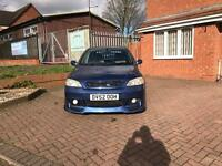 Vauxhall Astra MOT 2018 MARCH