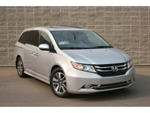 2015 Honda Odyssey Touring Elite | Navigation | DVD | Blind Spot