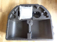 KIA PICANTO Spare Tyre Kit Entended Mobility - With Boot Shell