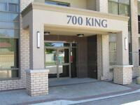 3 bd on a Brand New West Tower 700 King St. West Revo