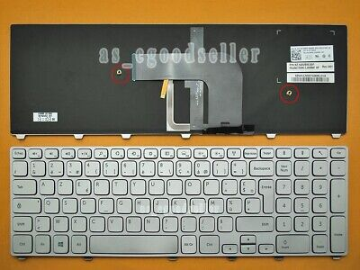 Keyboard for Dell Inspiron 14 3000 series 14-3451 CA Canadian