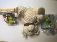 Toys Bundle for 0-12 months NEW!