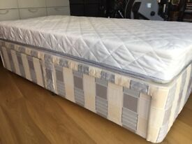 Bed including matreas , In good condition. £30